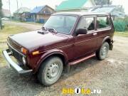 ЛАДА (ВАЗ) Нива  4х4 1.7 л.  (83 л.с.)  бензин  механика  полный (4WD )