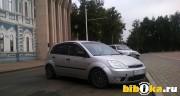 Ford Fiesta 5 поколение [рестайлинг] 1.6 MT (100 л.с.) chia