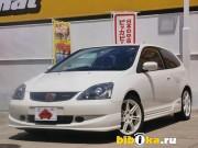 Honda Civic 7 поколение [рестайлинг] 2.0 6MT (200 л.с.) Type-R