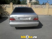 Mercedes-Benz S - Class W140/C140 [рестайлинг] S 500 AT длинная база (320 л.с.) кабан