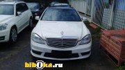 Mercedes-Benz S - Class W221 S 63 SPEEDSHIFT МСТ (525 л.с.)