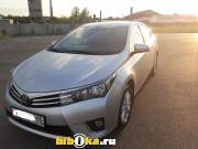 Toyota Corolla E160 1.8 CVT (140 л.с.) Стиль