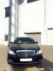 Mercedes-Benz S - Class W221 [рестайлинг] S 350 4MATIC 7G-Tronic длинная база (272 л.с.)