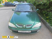 Renault Megane 1 поколение 1.4 MT (90 л.с.)