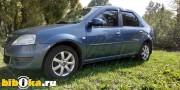 Renault Logan 1 поколение [рестайлинг] 1.6 MT (84 л.с.) Максимальная