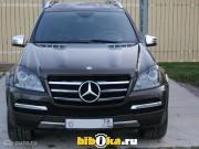 Mercedes-Benz GL - Class X164 [рестайлинг] GL 350 CDI BlueTEC 7G-Tronic 4MATIC (211 л.с.)