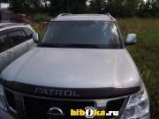 Nissan Patrol Y62 5.6 AT 4WD (405 л.с.)