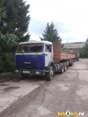 КамАЗ 65111 (6х6) Сидельный тягач