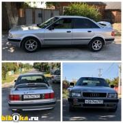 Audi 80 8C/B4 2.0 МТ (90 л.с.)