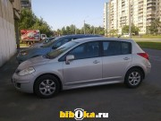 Nissan Tiida C11 1.6 AT (110 л.с.)