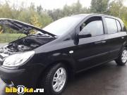 Hyundai Getz 1 поколение [рестайлинг] 1.6 AT (105 л.с.)