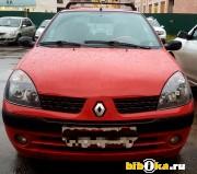 Renault Symbol 1 поколение [рестайлинг] 1.4 AT (75 л.с.)