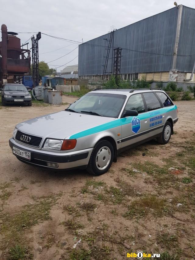Audi 100 4A/C4 2.6 MT (150 л.с.)