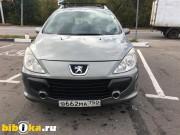 Peugeot 307 1 поколение [рестайлинг] 1.6 HDi MT (110 л.с.)