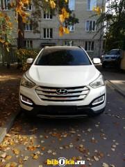 Hyundai Santa Fe  Полная комплектация