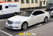 Mercedes-Benz S - Class W221 [рестайлинг] S 500 4MATIC 7G-Tronic длинная база (388 л.с.) AM