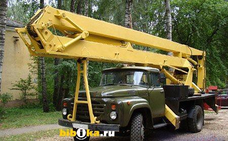 ЗИЛ 130 автокран