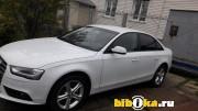 Audi A4 B8/8K [рестайлинг] 1.8 TFSI MT (170 л.с.)