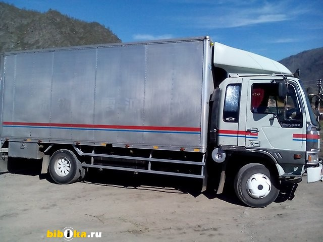 Hino Ranger Изотермический фургон
