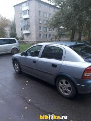 Opel Astra F [рестайлинг] 1.6 MT (101 л.с.)