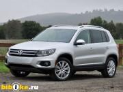 Volkswagen Tiguan 1 поколение [рестайлинг] 1.4 TSI 4Motion MT (150 л.с.)