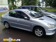 Peugeot 206 1 поколение [рестайлинг] 1.4 MT (75 л.с.)