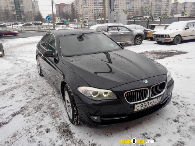 BMW 5 series F07/F10/F11 523i AT (204 л.с.)