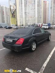 Mercedes-Benz S - Class W221 [рестайлинг] S 350 4Matic BlueEfficiency AT длинная база (306 л