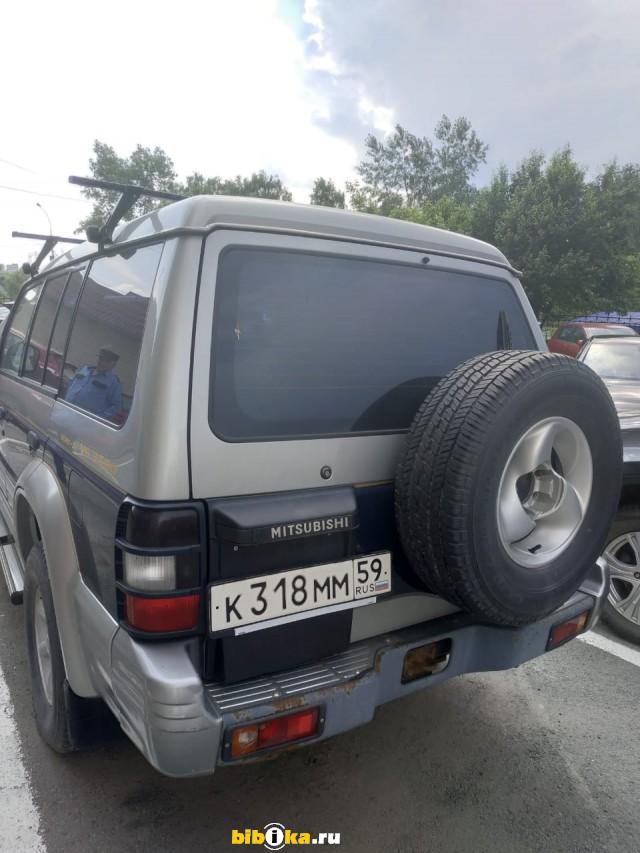 купить mitsubishi pajero 1997 за 360 тыс руб в пермь - продажа