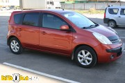 Nissan Note E11 1.6 MT (110 л.с.) LUXURY