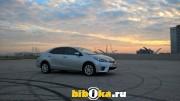 Toyota Corolla E160 1.6 MT (122 л.с.)