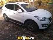 Hyundai Santa Fe DM 2.4 AT 4WD (7 мест) (175 л.с.)