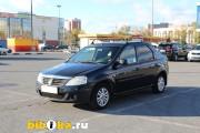 Renault Logan 1 поколение [рестайлинг] 1.6 AT (103 л.с.)