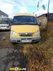 ГАЗ Соболь 322132 пассажирский