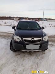 Opel Antara 1 поколение 3.2 AT AWD (227 л.с.) полная