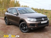 Volkswagen Touareg 2 поколение 3.6 FSI Tiptronic 4Motion (249 л.с.)