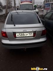 Hyundai Elantra XD 2.0 AT (137 л.с.)