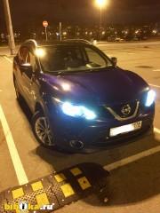 Nissan Qashqai 1 поколение [рестайлинг] 2.0 CVT (141 л.с.) LE+