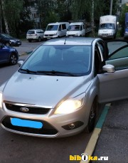 Ford Focus II седан