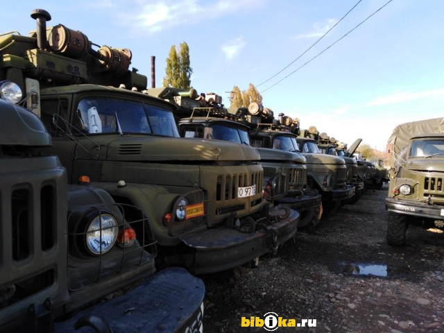 ЗИЛ МТО-АТ-01 бортовой