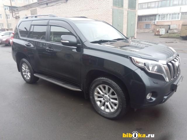 Toyota Land Cruiser Prado NG  Элеганс