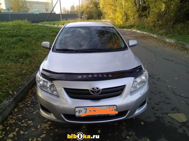 Toyota Corolla E140 1.6 MT (124 л.с.)