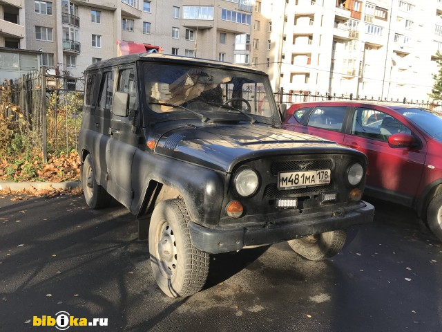 УАЗ 315195 Хантер 1 поколение 2.7 MT 4WD (128 л.с.)