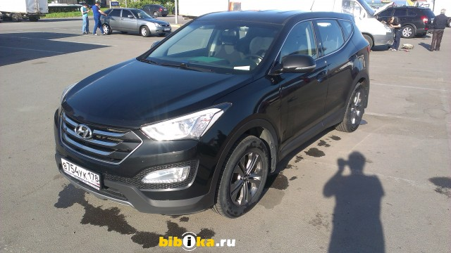 Hyundai Santa Fe DM 2.4 MT 4WD (175 л.с.)