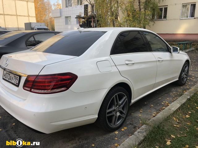 Mercedes-Benz E - Class 200