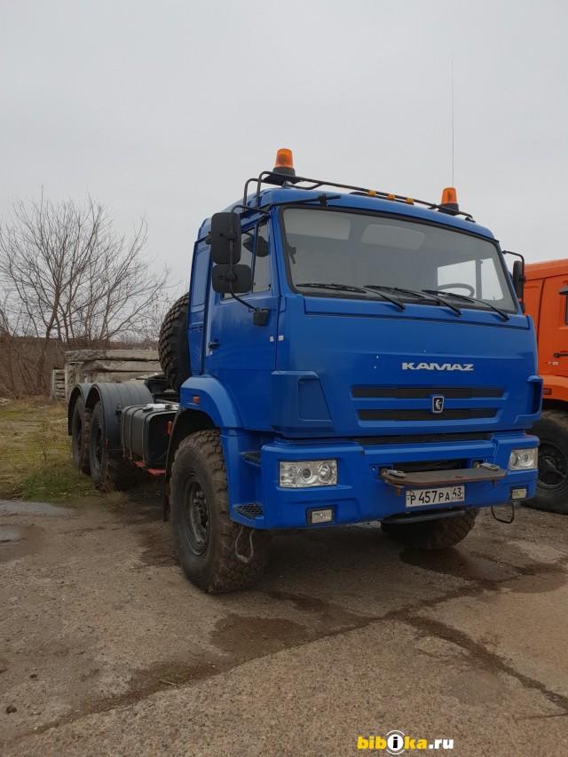 КамАЗ 44108 (6х6) тягач