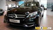 Mercedes-Benz C - Class W204/S204/C204 [рестайлинг] C 180 BlueEfficiency 7G-Tronic Plus (156 л.с.) AMG обвес