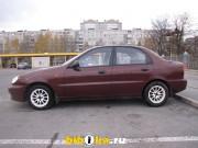 Chevrolet Lanos  люкс