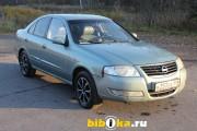 Nissan Almera Classic B10 1.6 MT (107 л.с.) SE