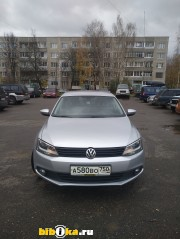 Volkswagen Jetta 6 поколение 1.6 MT (105 л.с.)